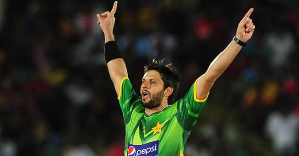 Shahid Afridi announces his retirement from ODIs